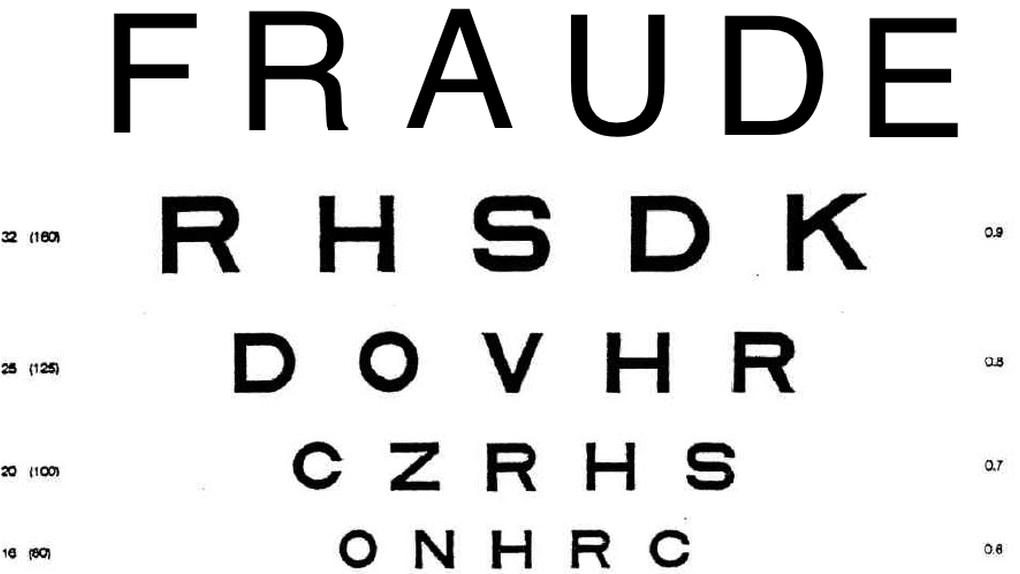 La pseudociencia amenaza tus ojos